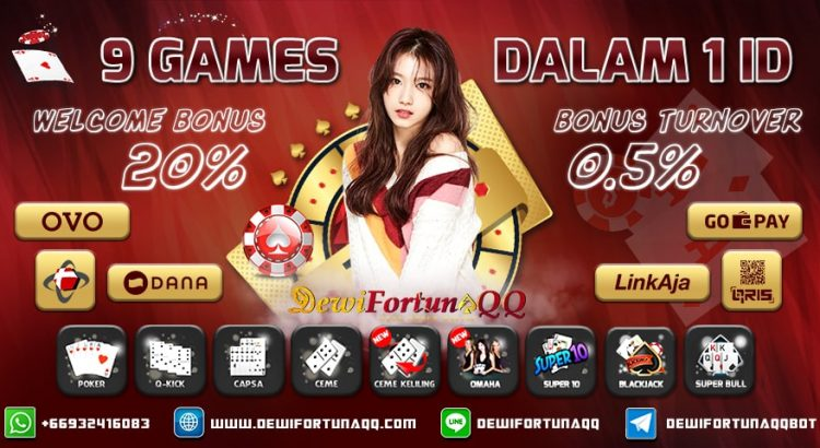 qq domino poker